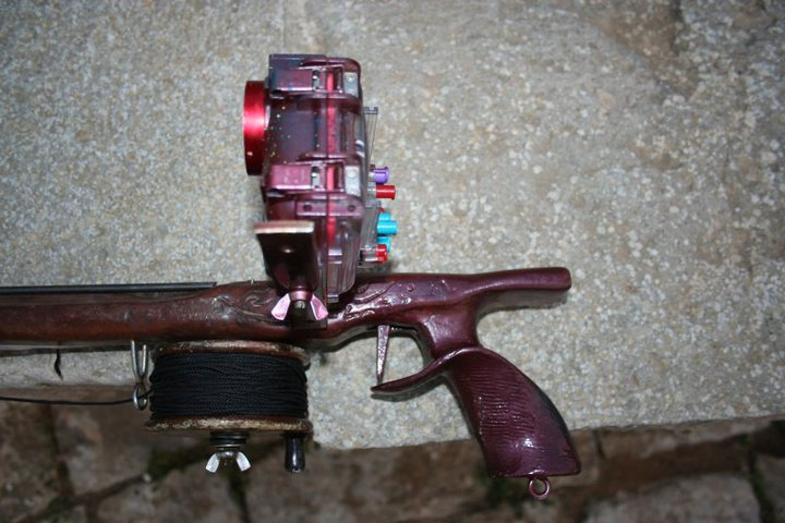 rollergun mimetic